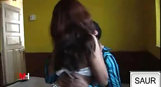 Indian Hot babe railing her lover passionately - Wowmoyback