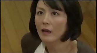Japanese mature Milf get fucked by her daughter's boyfriend at home - Pt2 On FilfCam.com